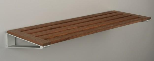 KNAX Skohylde - 80 cm - Valnød