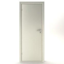 Kompakt dør glat - M7x21