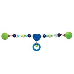 KREA barnevognskæde - Blå