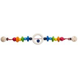KREA barnevognskæde - Multifarvet