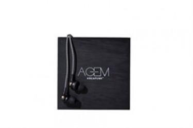 Kreafunk aGem høretelefoner i Black edition