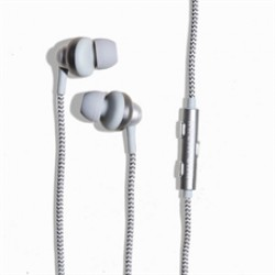 Kreafunk aGem høretelefoner i grå/blå