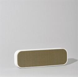 Kreafunk aGroove højtaler i hvid