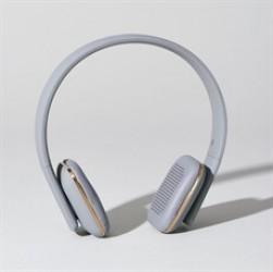 Kreafunk aHead høretelefoner i grå