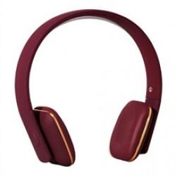 Kreafunk aHead høretelefoner i plum