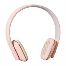 Kreafunk aHead høretelefoner i rosa
