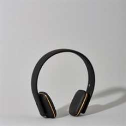Kreafunk aHead høretelefoner i sort