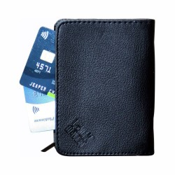 Kreditkortholder - med RFID Blocking