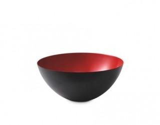 Krenit Skål Rød Ø 12,5 cm