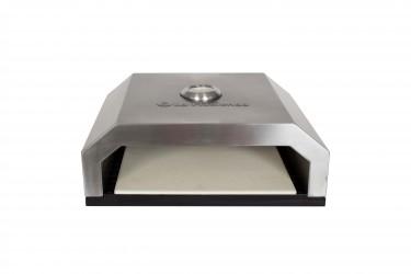 LA HACIENDA BBQ Pizzaovn - rustfrit stål