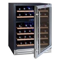 La Sommeliere CVDE46-2 vinkøleskab