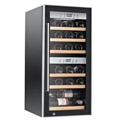 La Sommeliére Deluxe vinkøleskab 2 zoner - 24 flasker ECS25.2Z