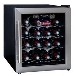 La Sommeliére Servering vinkøleskab hybrid - 16 flasker LS16