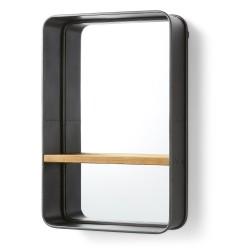 LaForma - Cellini Metal Spejl med hylde