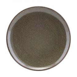 Lake frokosttallerken grøn 21,4 cm