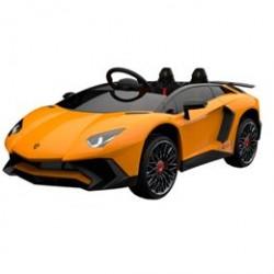Lamborghini elbil - Gul