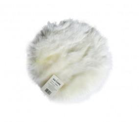 Lammeskind - Sædehynde 37 cm - Hvid
