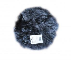 Lammeskind - Sædehynde 37 cm - Mørkegrå