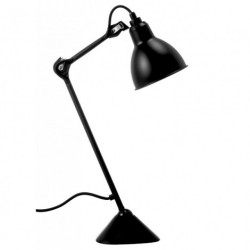 Lampe gras - bordlampe 205 (sort)