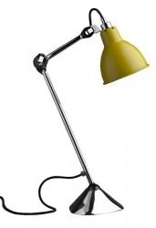 Lampe Gras N°205 bordlampe - gul