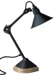 Lampe Gras N°207 bordlampe - sort