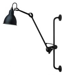 Lampe Gras N°210 væglampe - sort