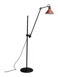 Lampe Gras N°215 gulvlampe - rød
