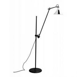 Lampe Gras N°215 gulvlampe - sølv
