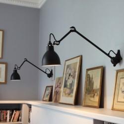 Lampe gras - vÆglampe 222 (sort)