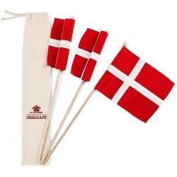 Langkilde & Søn hurraflag i pose - 3 stk.