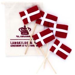 Langkilde & Søn lagkageflag - 5 stk.