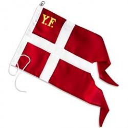 Langkilde & Søn yachtflag til 40 fods båd