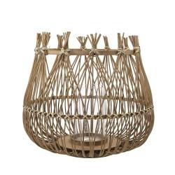 Lanterne i bambus - Bloomingville