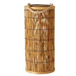 Lanterne i bambus - large