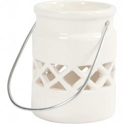 Lanterne. Klar til dekoration. H: 8cm, 2 stk