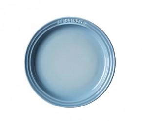 Le Creuset Assiette 18 cm Coastal Blue