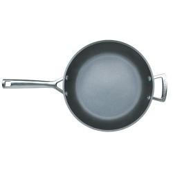 Le Creuset stegepande med belægning - Høj - 30 cm