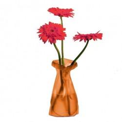 Le sack vase (orange)