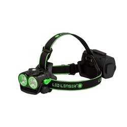 LED LENSER pandelygte XEO19RG - grøn