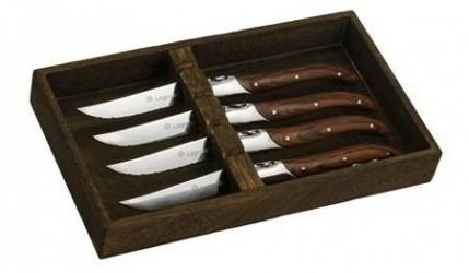 Legnoart FASSONA Kødknive 4 st