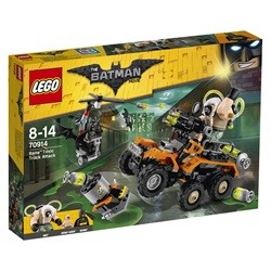 "LEGO Batman Movie Baneâ""¢ giftlastbilsangreb 70914"
