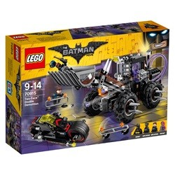 "LEGO Batman Movie Two-Faceâ""¢ dobbelt nedrivning 70915"