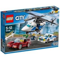 LEGO City Jagt i høj fart