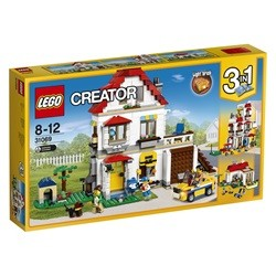 LEGO Creator modulsæt: Familievilla 31069