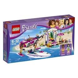 LEGO Friends Andreas Speedbåd-Transporter 41316