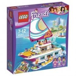 LEGO Friends Solskinskatamaran