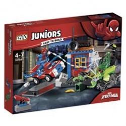 LEGO Juniors Gadekamp