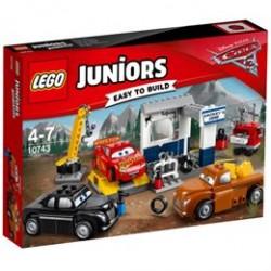 LEGO Juniors Smokeys værksted