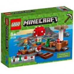 LEGO Minecraft Svampe-øen