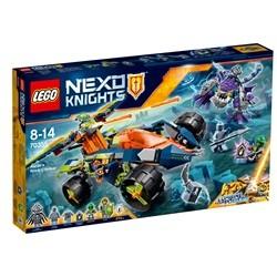 LEGO Nexo Knights Aarons klippeklatrer 70355